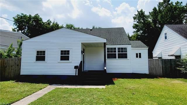 3311 Arlington Pl, Portsmouth, VA 23707 (#10392444) :: Team L'Hoste Real Estate
