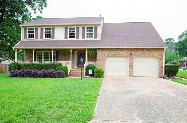 87 Colombia Dr, Newport News, VA 23608 (#10392531) :: The Bell Tower Real Estate Team