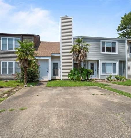 469 Falling Ln, Virginia Beach, VA 23454 (#10392533) :: Team L'Hoste Real Estate