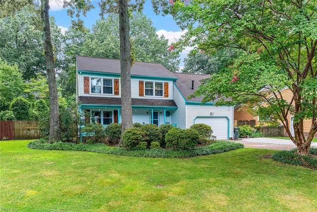 300 Heath Pl, York County, VA 23693 (#10392542) :: The Kris Weaver Real Estate Team