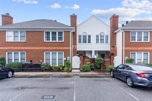 102 Chippenham Dr B, York County, VA 23693 (#10392543) :: Rocket Real Estate