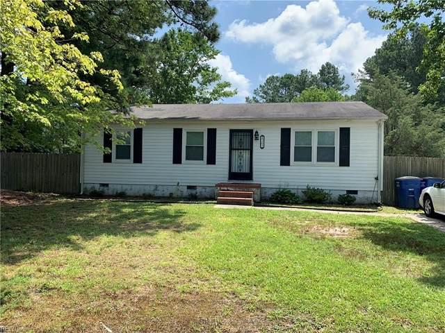4261 Piney Swamp Rd, Gloucester County, VA 23072 (#10392550) :: Verian Realty