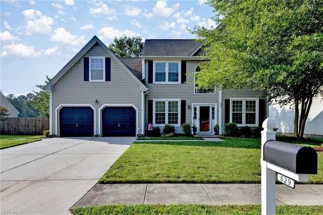629 Staley Crest Way, Chesapeake, VA 23323 (#10392551) :: Judy Reed Realty
