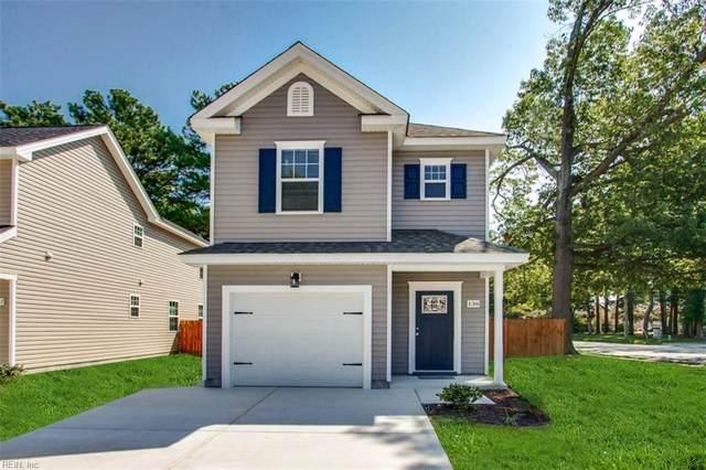 1601 Hoover Ave, Chesapeake, VA 23324 (#10392576) :: Atkinson Realty