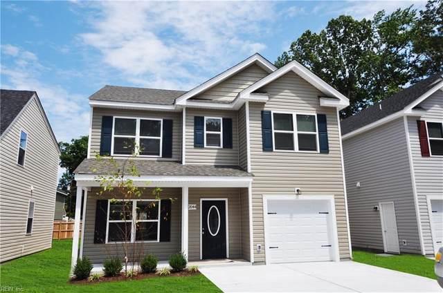 1603 Hoover Ave, Chesapeake, VA 23324 (#10392582) :: Atkinson Realty