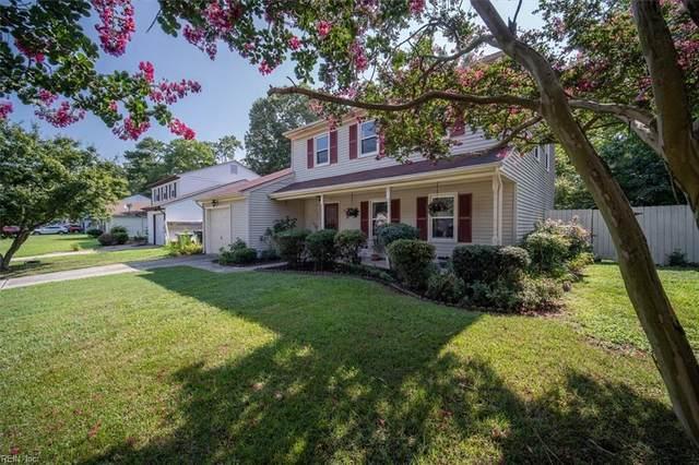 23 Lake Field Xing, Hampton, VA 23666 (#10392583) :: The Bell Tower Real Estate Team