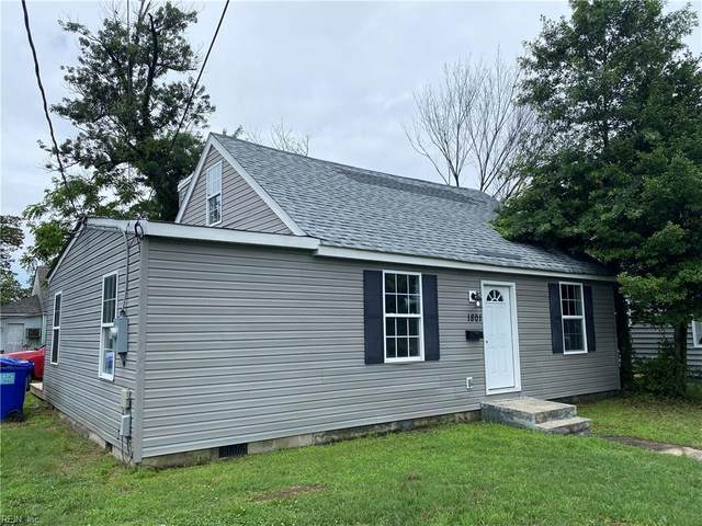 1801 Roanoke Ave, Newport News, VA 23607 (#10392598) :: Verian Realty