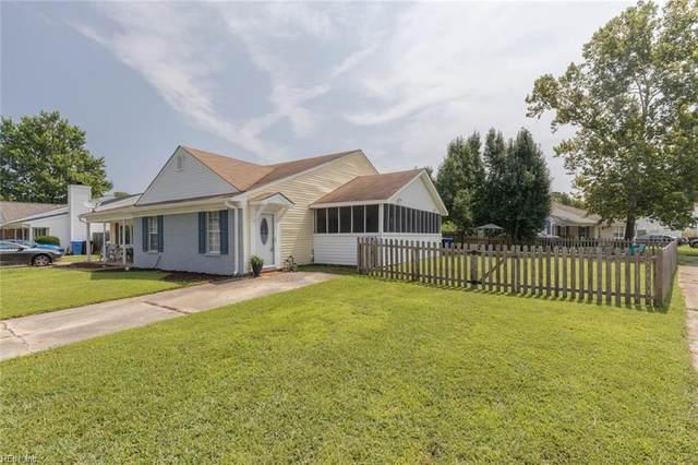 813 Pine View Ln, Chesapeake, VA 23320 (#10392600) :: Atlantic Sotheby's International Realty
