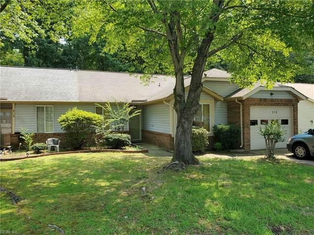 510 Charter Oak Dr, Newport News, VA 23608 (#10392636) :: Berkshire Hathaway HomeServices Towne Realty