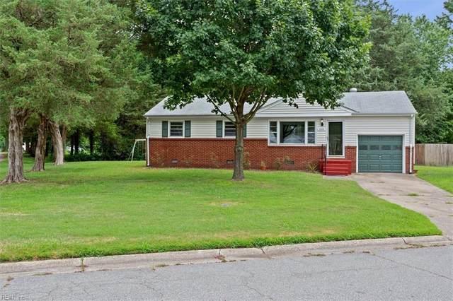 200 Sequoia Rd, Portsmouth, VA 23701 (#10392652) :: Team L'Hoste Real Estate