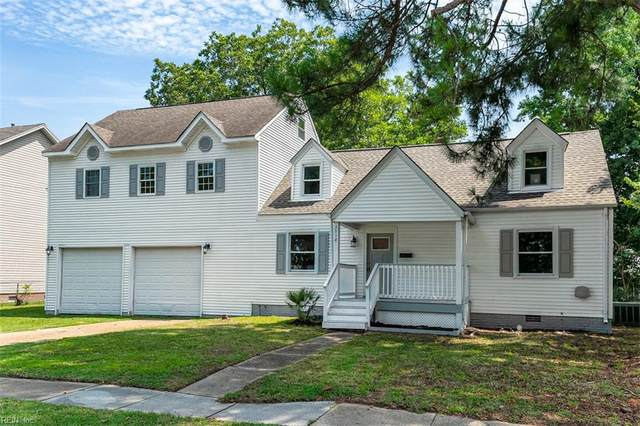 3518 Bell St, Norfolk, VA 23513 (#10392676) :: Berkshire Hathaway HomeServices Towne Realty