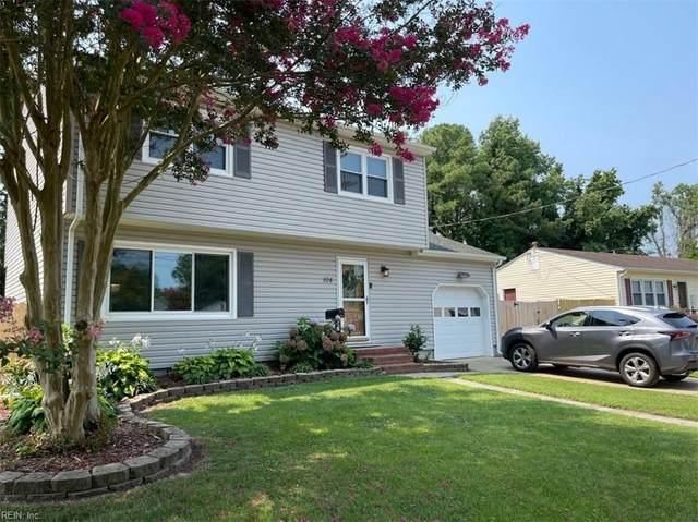 104 Lorigan Ln, Hampton, VA 23664 (#10392739) :: Judy Reed Realty