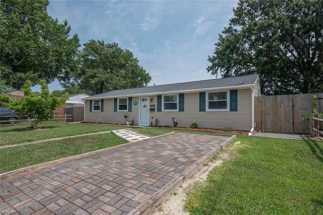 2116 Andrews Blvd, Hampton, VA 23663 (#10392745) :: Verian Realty