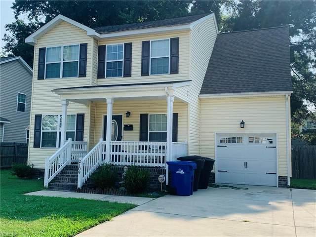 2109 Des Moines Ave, Portsmouth, VA 23704 (#10392760) :: Avalon Real Estate