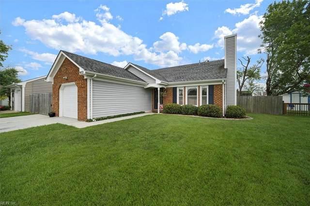 933 Avatar Dr, Virginia Beach, VA 23454 (#10392778) :: Rocket Real Estate