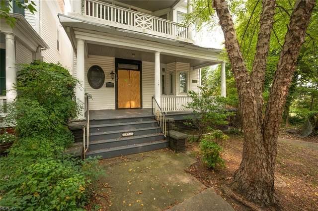 329 Dinwiddie St, Portsmouth, VA 23704 (#10392782) :: Berkshire Hathaway HomeServices Towne Realty
