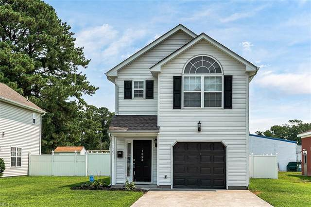 1323 Hoover Ave, Chesapeake, VA 23324 (#10392829) :: Rocket Real Estate