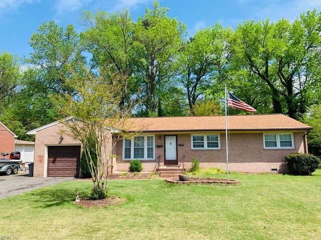 729 Milton Dr Dr, Hampton, VA 23666 (MLS #10392834) :: Howard Hanna Real Estate Services