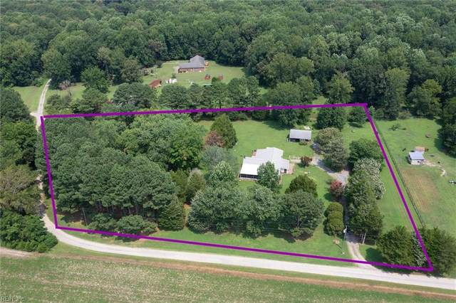 4387 Ennisdale Dr, Isle of Wight County, VA 23430 (#10392840) :: Seaside Realty