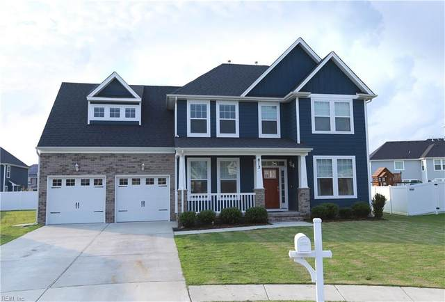 812 Goldbell Ct, Chesapeake, VA 23323 (#10392846) :: Atkinson Realty
