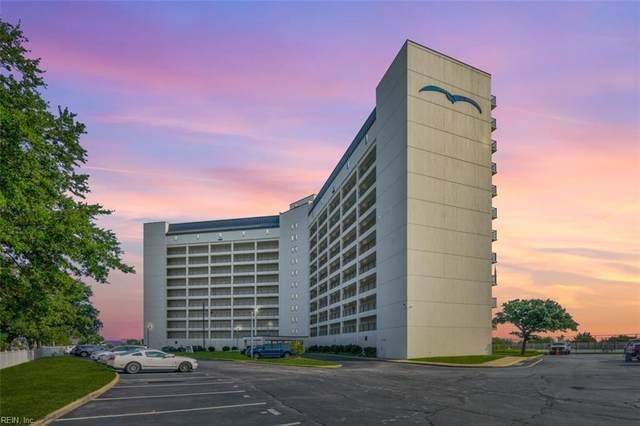 100 E Ocean View Ave #1106, Norfolk, VA 23503 (#10392860) :: The Kris Weaver Real Estate Team