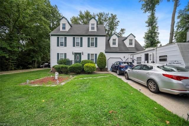 1326 Andrews Blvd, Hampton, VA 23669 (MLS #10392884) :: Howard Hanna Real Estate Services