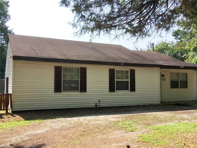 7995 Ark Rd, Gloucester County, VA 23061 (#10392889) :: Verian Realty