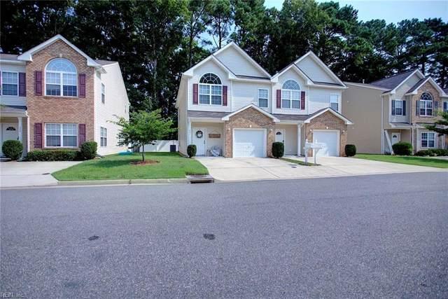 481 Old Colonial Way, Newport News, VA 23608 (#10392922) :: Verian Realty