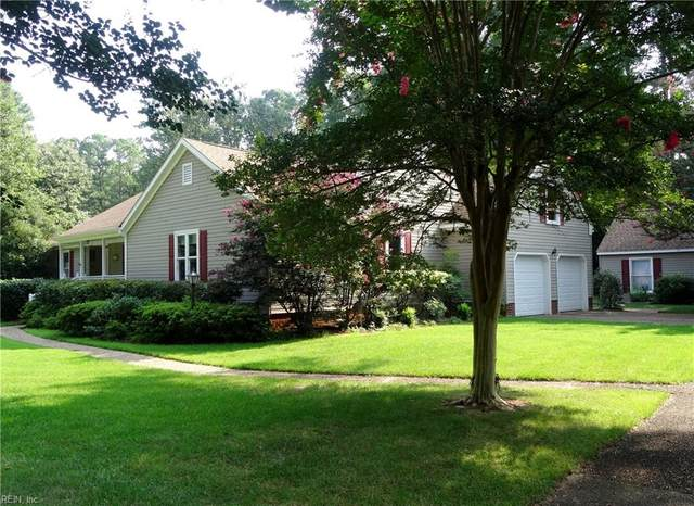 105 Barclay Cres, Isle of Wight County, VA 23430 (#10392924) :: Rocket Real Estate