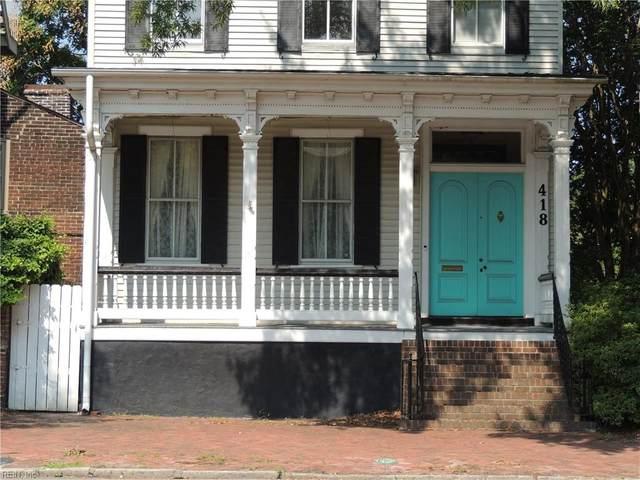 418 Crawford St, Portsmouth, VA 23704 (#10392941) :: Atkinson Realty