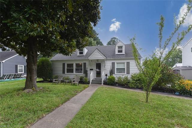 615 Burleigh Ave, Norfolk, VA 23505 (MLS #10392966) :: Howard Hanna Real Estate Services