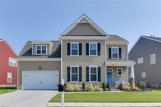 110 Station Dr, Suffolk, VA 23434 (#10392975) :: Momentum Real Estate