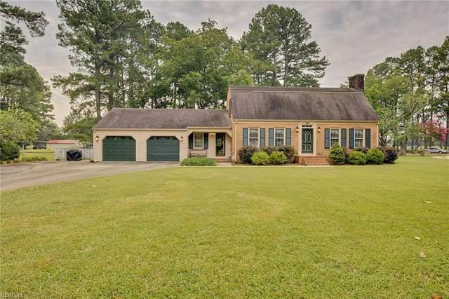 22242 Ball Park Rd, Southampton County, VA 23874 (#10392994) :: Berkshire Hathaway HomeServices Towne Realty