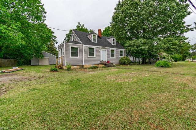 203 Park Manor Rd, Portsmouth, VA 23701 (#10393006) :: Judy Reed Realty
