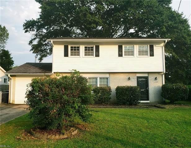 3329 W Weaver Rd, Hampton, VA 23666 (#10393022) :: Rocket Real Estate