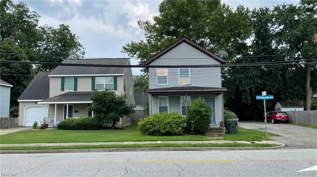 1100 E Pembroke Ave, Hampton, VA 23669 (#10393044) :: Berkshire Hathaway HomeServices Towne Realty