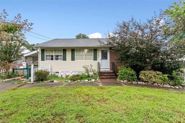 625 Houston Ave, Hampton, VA 23669 (#10393054) :: Berkshire Hathaway HomeServices Towne Realty