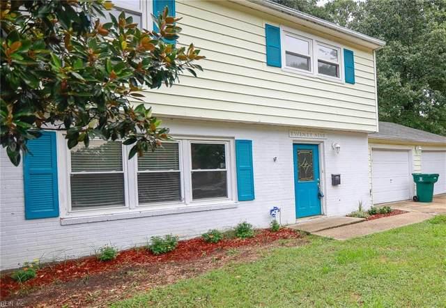 29 Dinwiddie Pl, Newport News, VA 23608 (#10393063) :: The Kris Weaver Real Estate Team