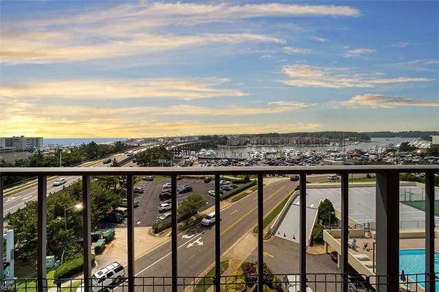 500 Pacific Ave #704, Virginia Beach, VA 23451 (#10393106) :: Rocket Real Estate