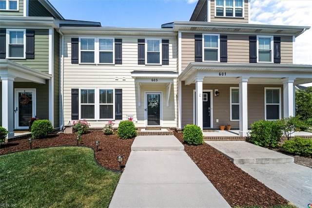 605 Muscadine Dr, Chesapeake, VA 23323 (#10393110) :: Momentum Real Estate