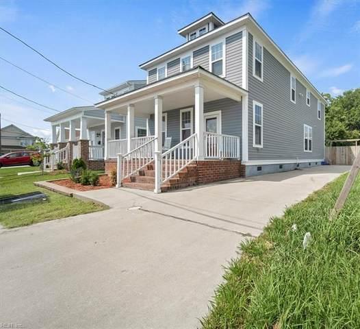 1312 E Brambleton Ave, Norfolk, VA 23504 (#10393116) :: Rocket Real Estate