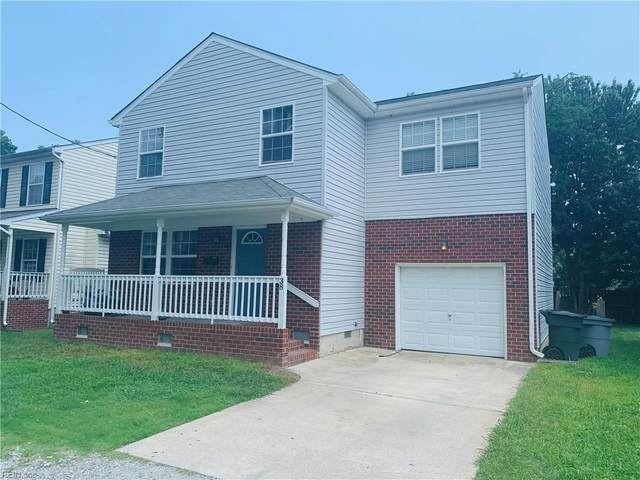 38 Calhoun St, Hampton, VA 23669 (#10393121) :: Avalon Real Estate