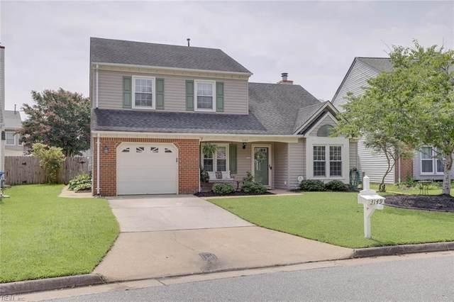 3149 Crestwood Ln, Virginia Beach, VA 23453 (#10393137) :: Team L'Hoste Real Estate