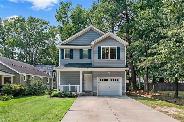 128 S 5th St, Hampton, VA 23664 (#10393160) :: Berkshire Hathaway HomeServices Towne Realty