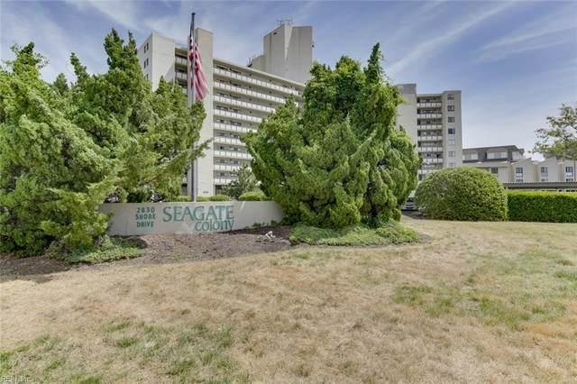 2830 Shore Dr #201, Virginia Beach, VA 23451 (#10393167) :: Avalon Real Estate