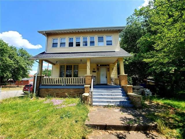 2528 Ruffin St, Norfolk, VA 23504 (#10393200) :: Avalon Real Estate