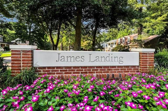 120 James Landing Dr, Newport News, VA 23606 (#10393204) :: Rocket Real Estate