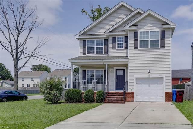 202 Grant St, Chesapeake, VA 23320 (#10393228) :: Rocket Real Estate