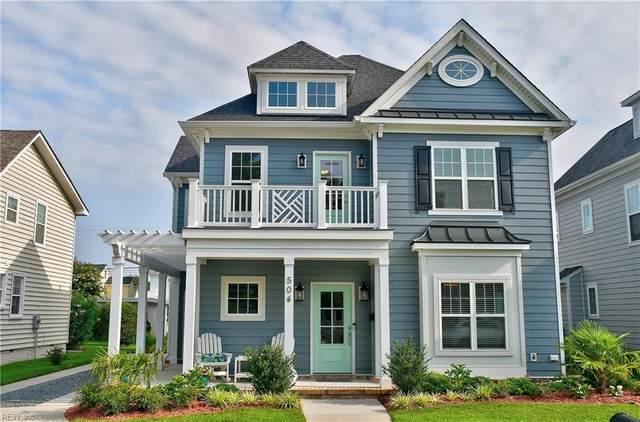 504 23rd St, Virginia Beach, VA 23451 (#10393231) :: Berkshire Hathaway HomeServices Towne Realty