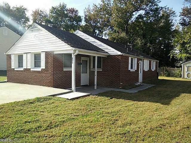 347 Ireland St, Hampton, VA 23663 (MLS #10393233) :: Howard Hanna Real Estate Services